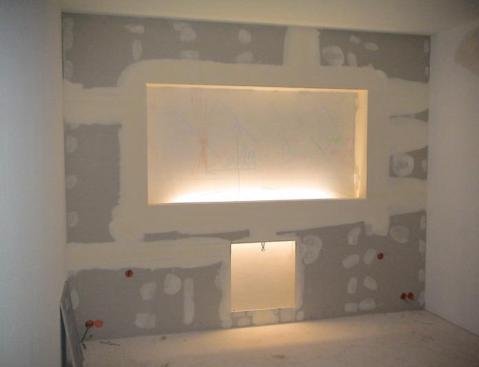 Trockenbau ideen for Deckengestaltung badezimmer rigips